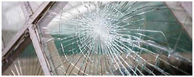 Salisbury Smashed Glass